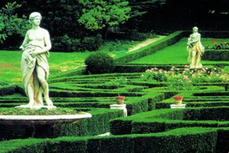 Giardino giusti naturalistici promozione turistica del for B b giardino giusti verona
