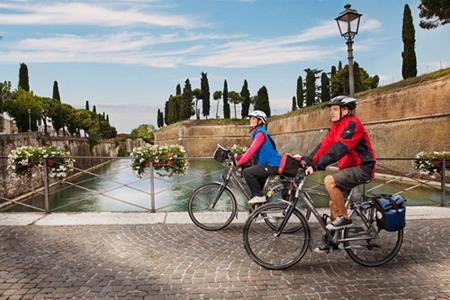 Il  Veneto in bicicletta cover image